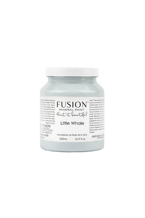 Fusion Mineral Paint - Little Whale
