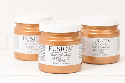 Fusion Mineral Paint Metallics - Copper