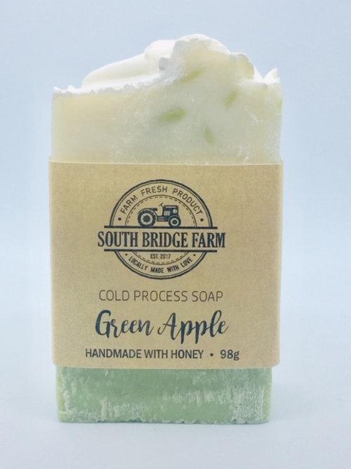 Cold Pressed Soap