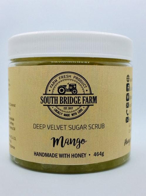 Deep Velvet Sugar Scrub