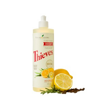 Thieves Dish Soap - Young Living
