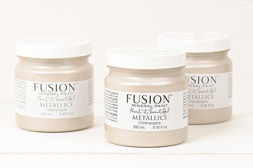 Fusion Mineral Paint Metallics - Champagne