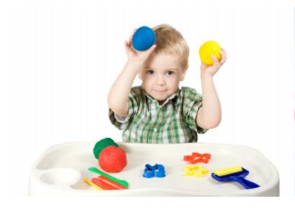 KIDS DIY- Sensory Play #1