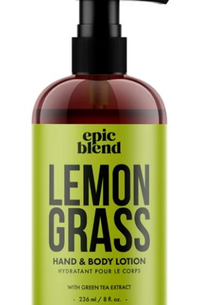 Lemongrass Hand & Body Lotion