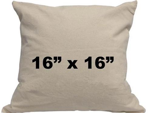 """DIY - 16""""x16"""" Pillow"""