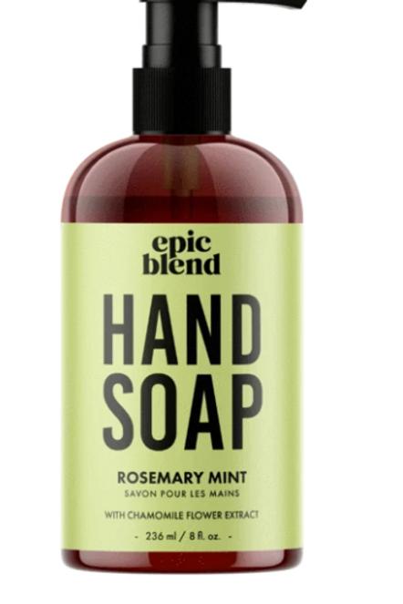Rosemary Mint Hand Soap