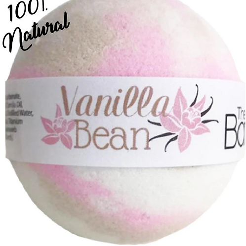 Vanilla Bean Bath Bomb