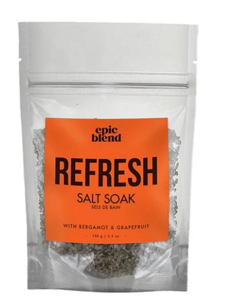 Refresh Salt Soak