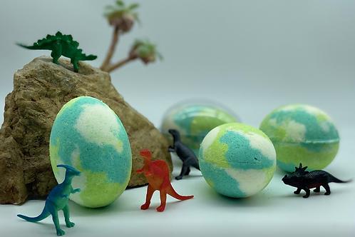 KIDS DIY - Dino Bath Bombs