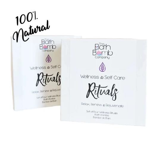 Wellness Rituals Gift Box