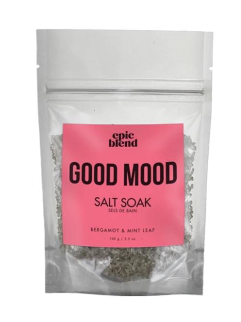 Good Mood Salt Soak