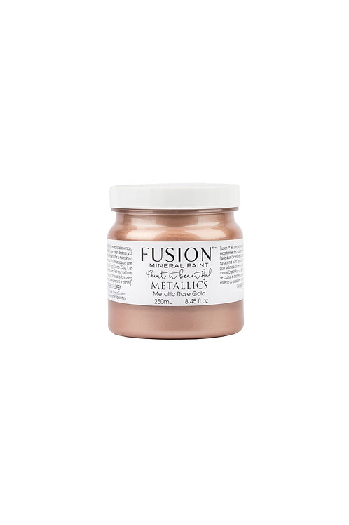 Fusion Mineral Paint Metallics - Rose Gold