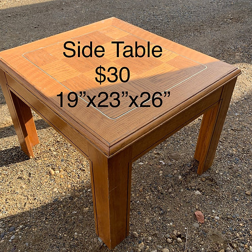 Side Table - As Is