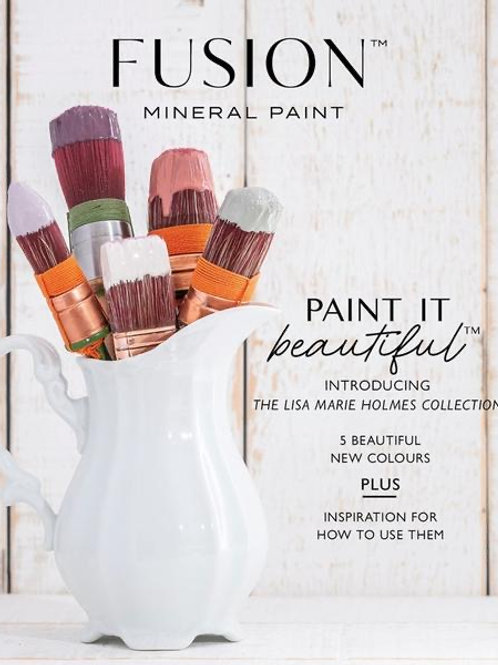 Fusion Mineral Paint Magazine