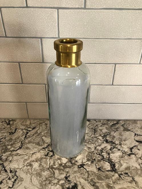 Light Blue Light up Bottle