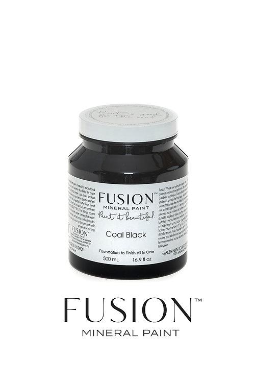 Fusion Mineral Paint - Coal Black