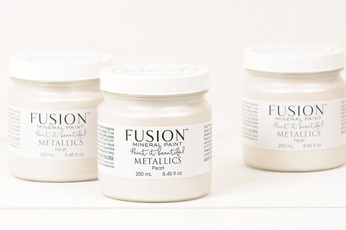Fusion Mineral Paint Metallics - Pearl