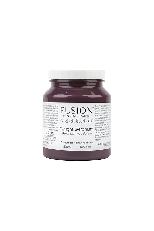Fusion Mineral Paint - Twilight Geranium