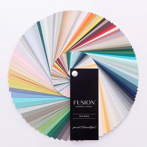 Fusion Color Fan Deck