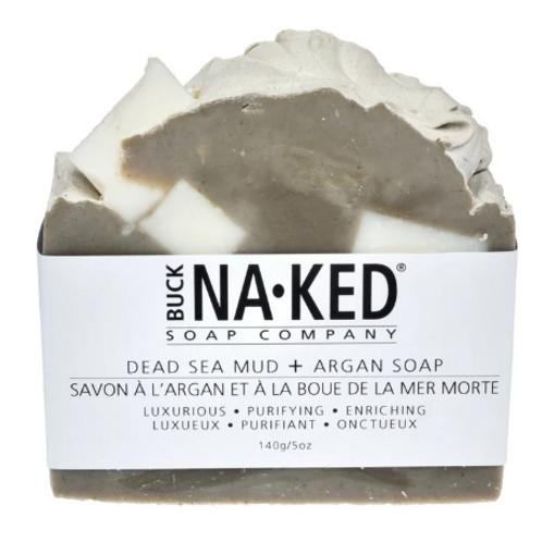 Dead Sea Mud+ Argan Soap