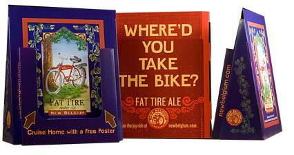 Fat Tire Brewery