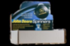 John Deere Spinners