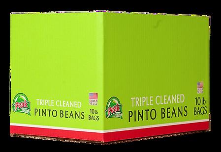 Peak Pinto beans