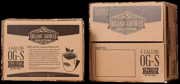 Organic Grower solutions