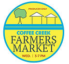 Coffee Creek Farmers Market Logo