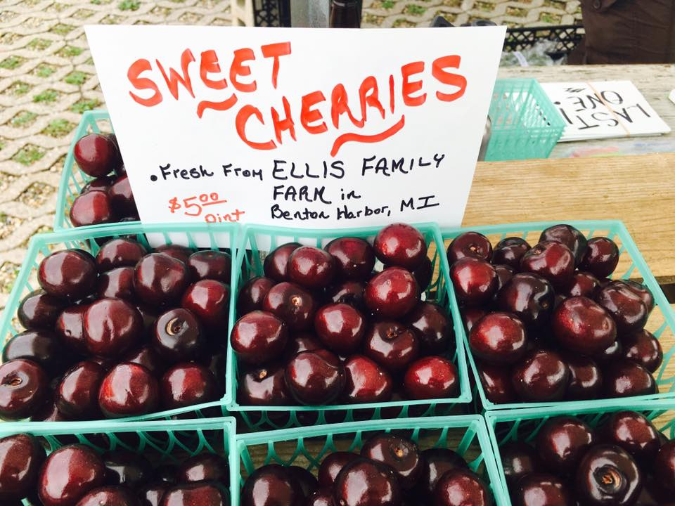Local Sweet Cherries
