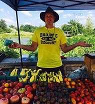 Daniel with Fairstream Farms