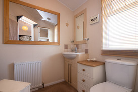 Daisy Lodge en suite