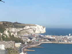 Deal and cliffs