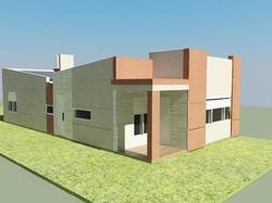 Villa Cerrito-84 m2-1 dorm