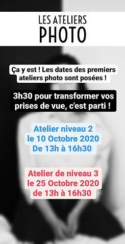 Atelier photo Lyon