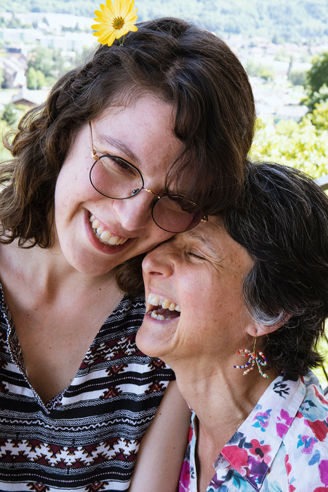 Marie et Amélie