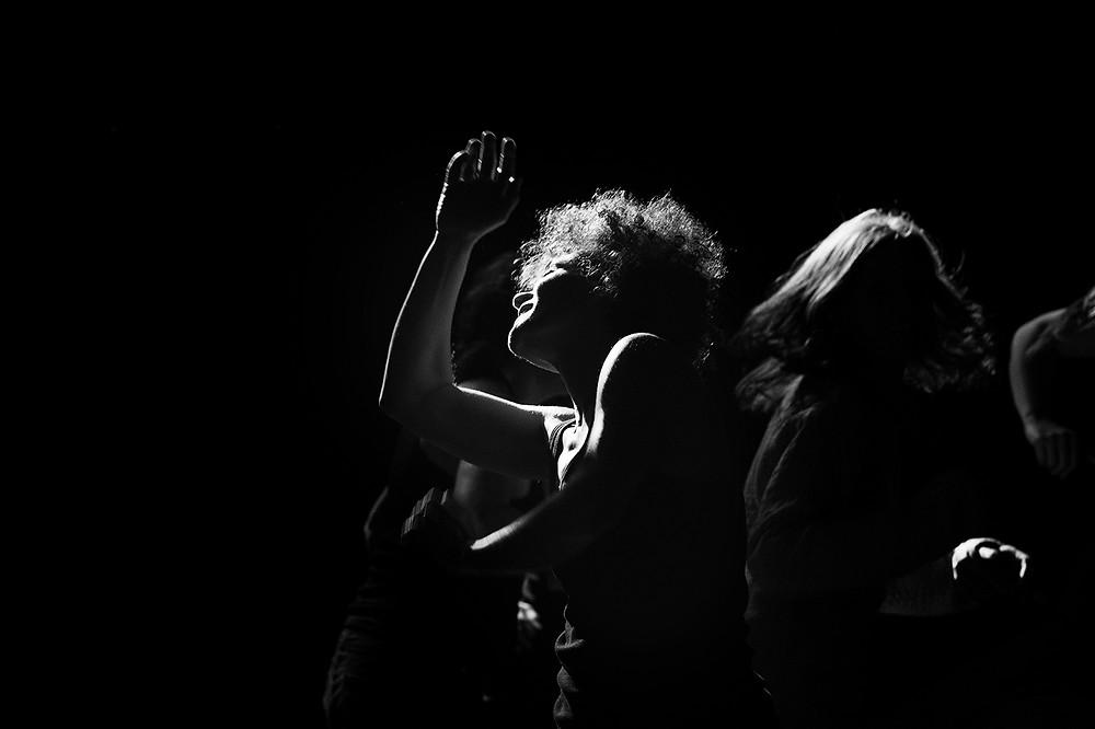 Spectacle danse, Reportage événementiel