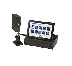 Duma Optronics Beam Analyer Touch Beam Profiling Profiler Knife Edge Power Meter Laser ビーム プロファイル計測 プロファイリング プロファイラー ナイフエッジ パワーメータ― レーザー