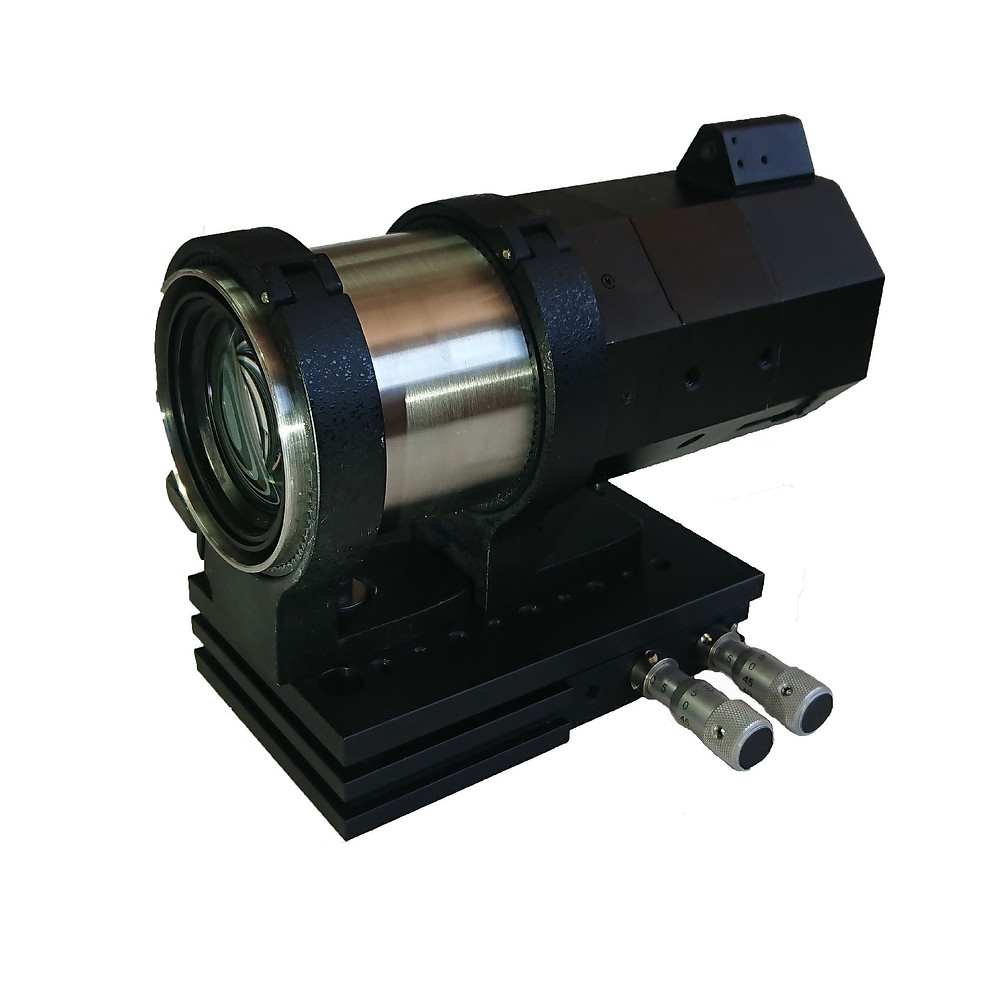 Wide FoV Electronic Autocollimator