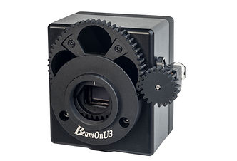 BeamOn U3 Beam Profiling Profiler Laser Duma Optronics ビーム プロファイル計測 プロファイリング プロファイラー レーザー USB3.0 マルチ ビーム 解析 vcsel
