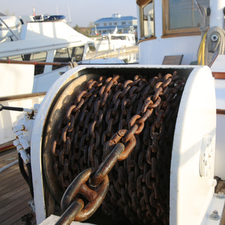 500 ft of Anchor Chain