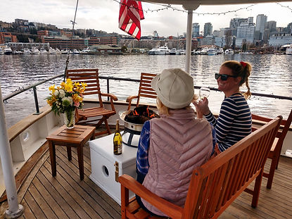 Seattle Boat Cruise