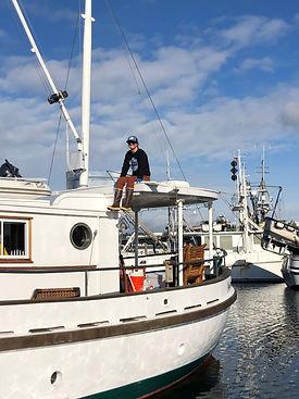 Alaska Fishing Girl