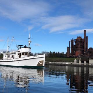 Boat Cruise in Seattle