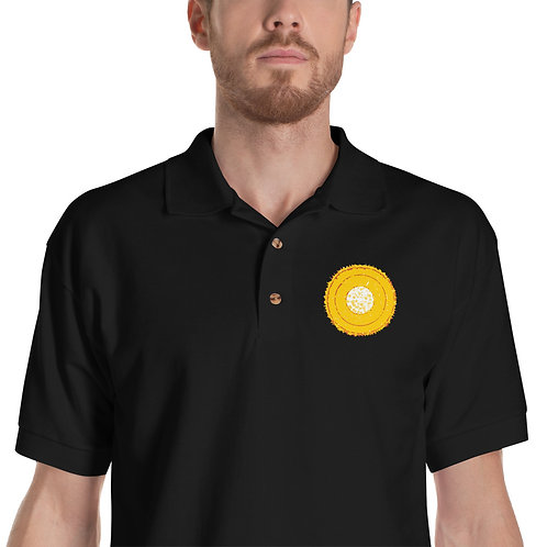 Embroidered Polo Shirt