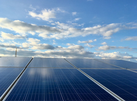 CLGP's Solar Panels - a Step in the Right Direction for Panel Recycling
