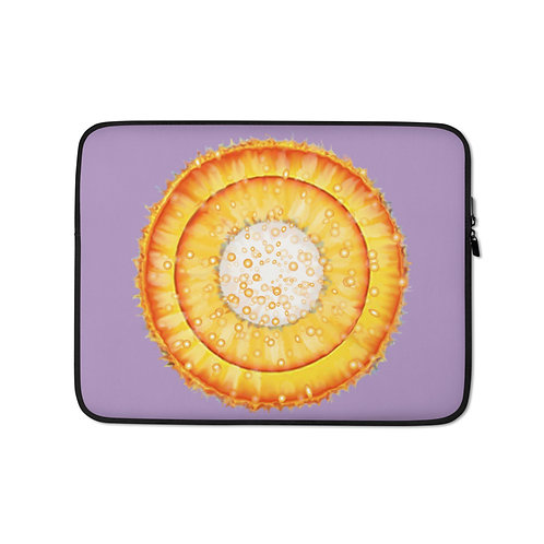 Laptop Sleeve Purple