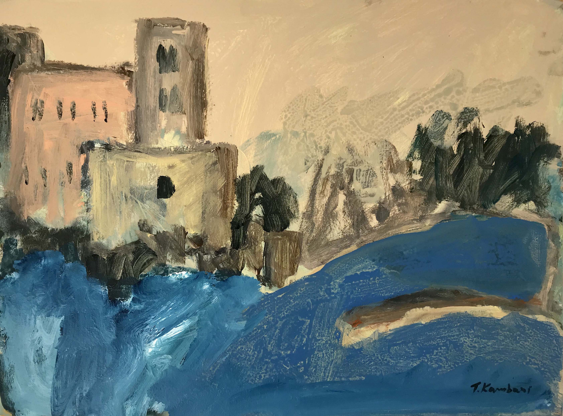 Collioure, Chateau Royal 2