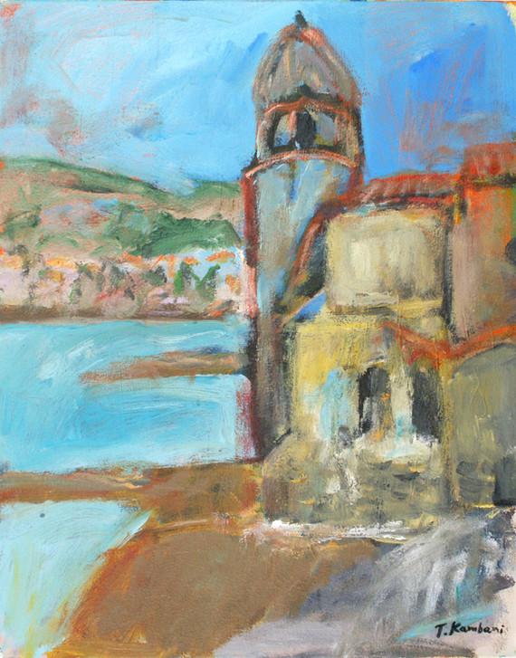 Collioure, Eglise Notre de Dame