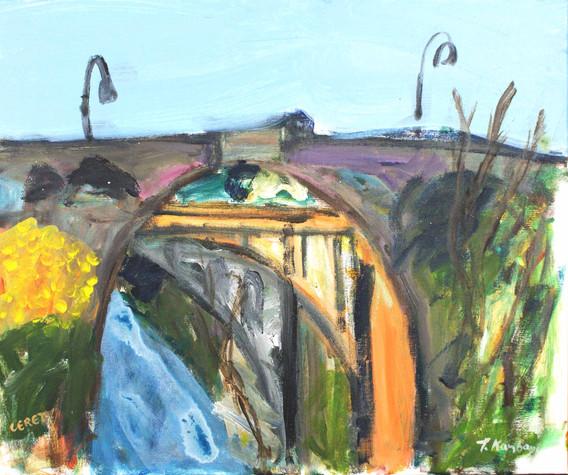 Ceret, 3 ponts